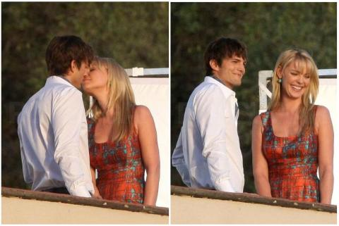 ashton kutcher si katherine heigl